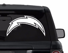 Los Angeles CHARGERS decal sticker for car, laptop  CHOOSE COLOR die cut vinyl $17.99 USD on eBay