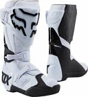 NEW 2018 FOX RACING 180 MX OFFROAD BOOTS  ALL SIZES - WHITE