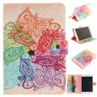 """Colourful Leather Stand Cover Case For iPad 2 3 4 5th/Air 2/mini 2/Pro 10.5"""""""