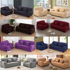 USA Stretch Chair Sofa Cover 4 Seater Protector Couch Full Cover Slipcover NEW