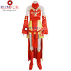 HOT New Dota 2 Lina Inverse Lina witch cosplay costume Outfit Game Warcraft