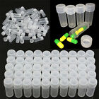 Внешний вид - 5ml Plastic Sample Bottle Test Tube Mini Small Bottles Vials Storage Containers