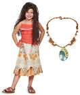 Disney Moana Costume + Moana Necklace