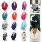 Newborn Baby Breastfeeding Cover Nursing Privacy Scarf Shawl Baby Car Canopy
