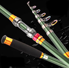 Lighting Sea Pole Long Cast Pole Carbon Telescopic Fishing Rod(pack of 1)