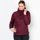 Jack Wolfskin Womens Clarenville Jacket 2017 Warm Quilted Windproof Breathable