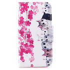 Card Holder Leather Flip Wallet Case Cover Stand TPU For Various Phone