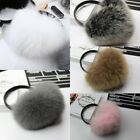 New Unisex Soft Ear Muffs Real Fox Fur Earmuff Earmuffs Fashion Girl Gift