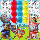Party Paw Patrol LATEX Nickelodeon Mylar Balloon Skye Chase Marshall Balloons