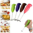Electric Egg Beater Coffee Milk Drink Whisk Mixer Foamer Frother Tool Stirrer
