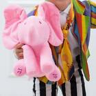 Elephant Plush Baby Animal Toy Music Stroller Bed Bell Rattles Soft Doll Infant