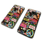 STAR WARS COMIC COLLAGE CLEAR PHONE CASE COVER fits iPHONE / SAMSUNG (TH) £4.95 GBP