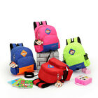 1-6 years Toddler Backpack Anti-lost Kids Baby Bag Cute Kindergarten School Bag