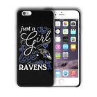 Baltimore Ravens Case for Iphone 8 7 6 Plus and other models Cover n4 $16.95 USD on eBay