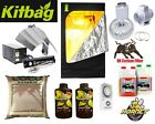 "Grow Tent 120 & Grow Light 600w & 4"" Fan Kit & COCO complete set up 1.2 canna"