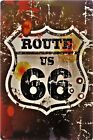 Metal wall plaque | Biker garage shed bar pub man cave Vintage Retro Tin Sign UK