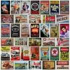 Metal wall plaque | Biker garage shed bar pub man cave Vintage Retro Tin Sign UK $8.84 USD on eBay