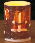 Battery Operated Christmas Candles Christmas Decorating Fun