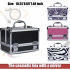 Beauty Professional Makeup Portable Cosmetic Bag Case Large Storage Travel Box