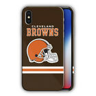 Cleveland Browns Case for Iphone X XS Max XR 11 Pro Cover Plus other models n02 $16.95 USD on eBay