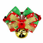Christmas Animal Adorable Pet Bow Ties,- 1-pack Adjustable Neck Tie