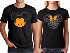 Mickey and Minnie Halloween Couple Funny Matching T-Shirts
