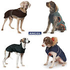 Ancol Muddy Paws Timberwolf Extreme Wax Whippet Greyhound Warm Dog Coat