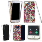 360° full body case for huawei & other mobiles -happiness motif