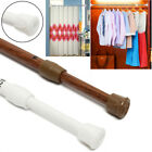 curtain rails - Spring Loaded Extendable Telescopic Tension Curtain Rail Pole Rods Home Tool WOW