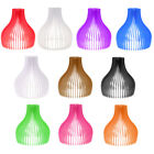 Modern Domed Acrylic Ceiling Pendant Light Shade Lampshade Easy Fit Shades Decor