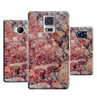 hard durable case cover for many mobile phones - marble design ref q362