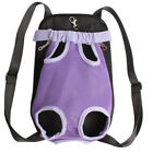 Fashion Pet Puppy Dog Cat Outdoor Carrier Backpack Front Tote Travel Bag Braw
