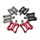GUB Mountain Bike Platform Pedals Road Cycling Pedals Bicycle Flat Aluminum #NW9