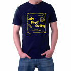 Jolly Boys' Outing T-shirt Peckham - Margate . Del Boy Only Fools & Horses Tee