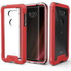 Zizo ION Series LG V30 Shockproof Case w/ Screen Protector & Holster - V35 ThinQ