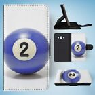 SNOOKER POOL TABLE BALLS 7 FLIP WALLET CASE COVER FOR SAMSUNG GALAXY J7(2016) $11.5 USD