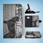 GREAT DANE DOG 6 FLIP WALLET CASE COVER FOR SAMSUNG GALAXY S7