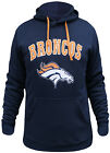 Men's  Denver Broncos Athletic Hoodies Sporty Sweatshirts
