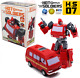 Hot Soldiers HS07 Iron Tin mini Transformers TOY G1 Ironhide New instock 8CM
