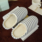 Women Men House Indoor Slippers Home Winter Warm Plush Shoes Sandals Non-Slip