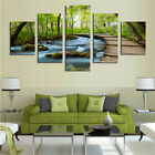 5Pcs Modern Canvas Print Wall Art Painting Nature Picture Home Decor No Frame