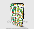 Cactus Cacti Flora Wallet iPhone Cases Cactus Samsung Wallet Leather Phone Cases