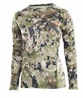 Sitka Gear Women's Core Midweight Crew Long SleeveBase Layers - 177867