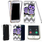 for iphone 5s case 360° shockproof cover -loads of motif