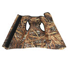 Tourbon Camo Hunting Gun Dog Vest Coat Clothing Chest Safety Neoprene Parka S-XLHunting Dog Supplies - 71110