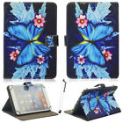 "For Barnes & Noble Nook HD+ 9"" / HD 7"" Tablet PC Universal PU Leather Case Cover"