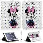 """For Barnes & Noble Nook HD+ 9"""" / HD 7"""" Tablet PC Universal PU Leather Case Cover"""