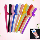 Внешний вид - 10PCS Willy Penis Dick Straw Straws Hens Night Paty Mix Colours Bachelorette