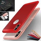 For iPhone X 8 7 6S Plus Breathable Case Ultra Thin Matte Slim Hard Armor Cover