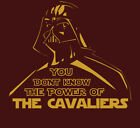 Darth Vader Cleveland Cavaliers Power shirt Star Wars Cavs Lebron James The Land